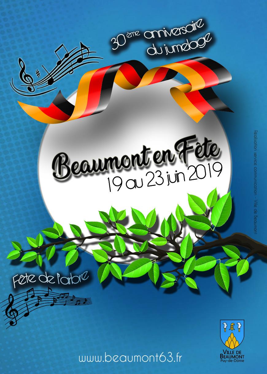 bc04aeac13104 Beaumont en Fête du 19 au 23 juin - Beaumont63.fr
